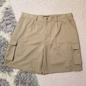 Cargo Shorts by CROFT & BARROW